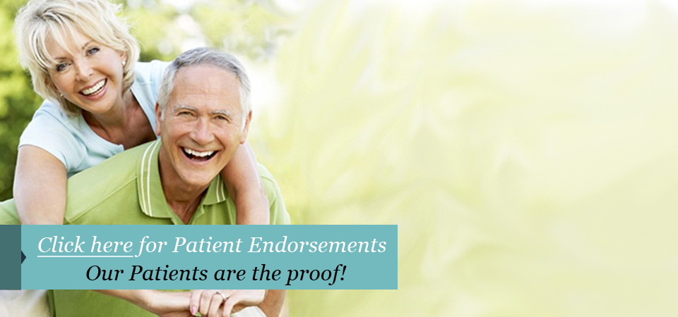 Patient Endorsements