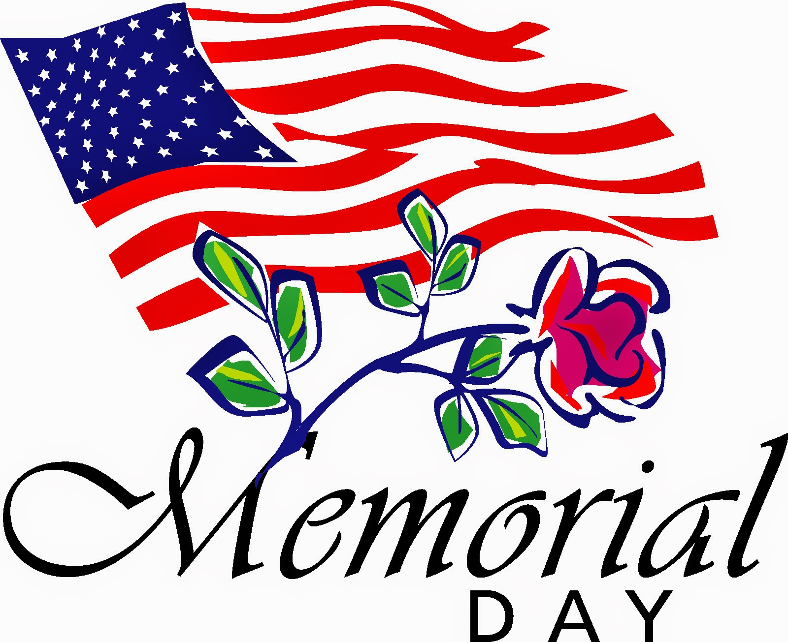 Days Closed during Memorial Weekend